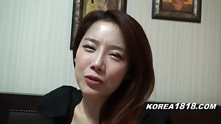 KOREA1818.COM - Hot Korean Girl Filmed for Mating