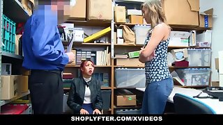 ShopLyfter - Super Hot Japanese Mam Pulverizes for Daughters-In-Law Freedom