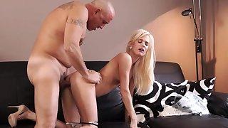 Procreate cumshot compilation Sizzling blondie wants down
