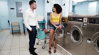 Junket her dirty laundry